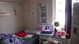Min del av rommet